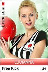 Lucianna: Free Kick