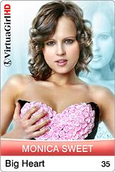 Monica Sweet: Big heart