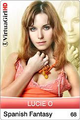 Lucie O: Spanish fantasy