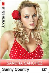 Sandra Sanchez: Sunny country