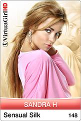 Sandra H: Sensual silk