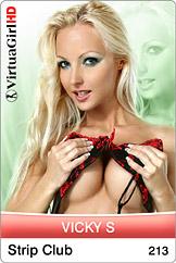 Vicky S: Strip Club