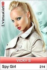 Vicky S: Spy Girl