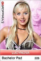 Lucynova: Bachelor pad