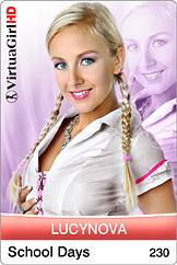 Lucynova: School days