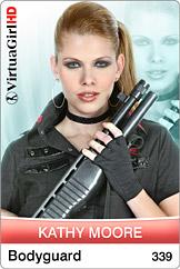 Kathy Moore: Bodyguard
