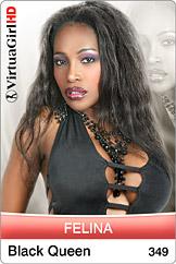 Felina: Black queen