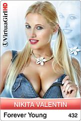 VirtuaGirl HD - Nikita Valentin - Forever young