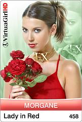 VirtuaGirl HD - Morgane - Lady in Red