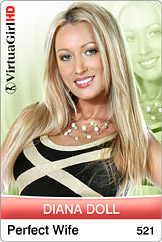 VirtuaGirl HD - Diana Doll - Perfect wife