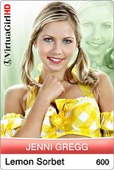 Jenni Gregg: Lemon sorbet
