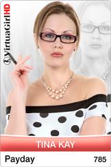 VirtuaGirl HD - Tina Kay - Payday