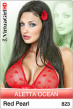 card tn Aletta Ocean   Red pearl