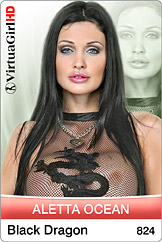 Aletta Ocean: Black dragon