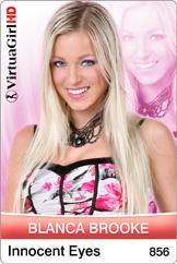 VirtuaGirl Blanca Brooke