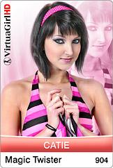 VirtuaGirl Catie