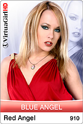 VirtuaGirl HD - Blue Angel - Red angel