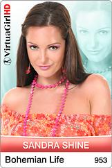 VirtuaGirl Sandra Shine