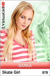 VirtuaGirl HD - Sarka - Skate Girl