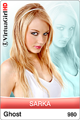 VirtuaGirl HD - Sarka - Ghost