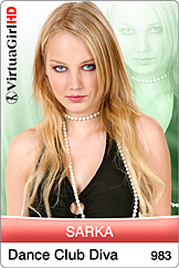VirtuaGirl HD - Sarka - Dance Club Diva