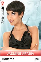 VirtuaGirl Jasmine Arabia