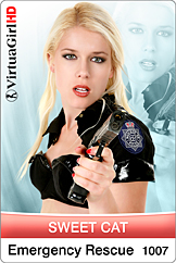 VirtuaGirl Sweet Cat