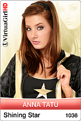 VirtuaGirl HD - Anna Tatu - Shining Star