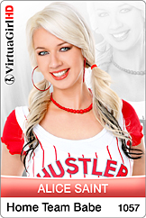 VirtuaGirl Alice Saint