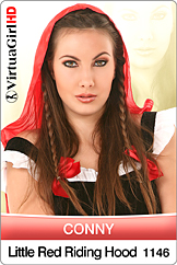 VirtuaGirl HD - Conny - Little Red Riding Hood
