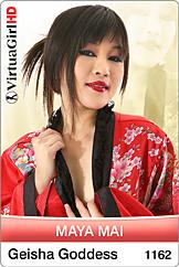 VirtuaGirl Maya Mai