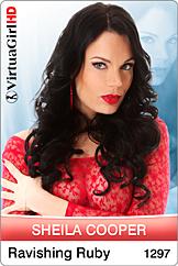 VirtuaGirl HD - Sheila Cooper - Ravishing Ruby