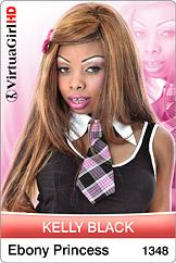 Kelly Black: Ebony Princess