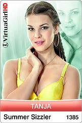 VirtuaGirl HD - Tanja - Summer Sizzler