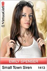 VirtuaGirl HD - Emily Spenser - Small Town Siren