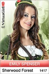 VirtuaGirl HD - Emily Spenser - Sherwood Forest