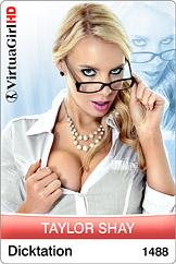 VirtuaGirl HD - Taylor Shay - Dicktation