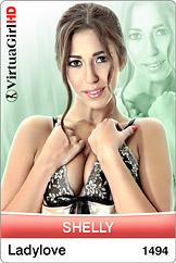 VirtuaGirl HD - Shelly - Ladylove