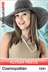 VirtuaGirl HD - Alyssa Reece - Cosmopolitan