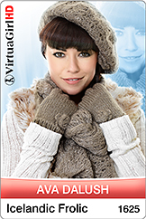 VirtuaGirl HD - Ava Dalush - Icelandic Frolic