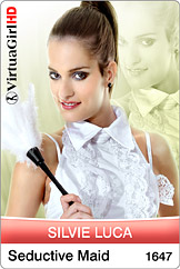 Silvie Luca/Seductive Maid