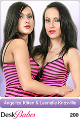 Angelica Kitten & Leonelle Knoxville/Duo