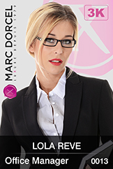 VirtuaGirl HD - Lola Reve - Office Manager
