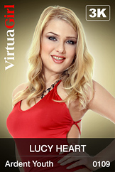 VirtuaGirl HD - Lucy Heart - Ardent Youth