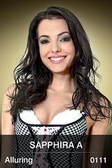 VirtuaGirl HD - Sapphira A - Alluring