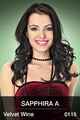 Sapphira A/Velvet Wine
