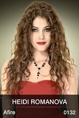 VirtuaGirl HD - Heidi Romanova - Afire