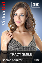 VirtuaGirl HD - Tracy Smile - Secret Admirer