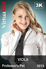 VirtuaGirl HD - Viola - Professor's Pet
