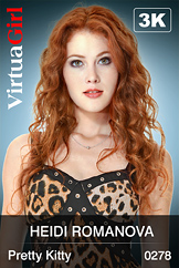 VirtuaGirl HD - Heidi Romanova - Pretty Kitty